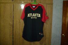Atlanta United Mitchell & Ness MLS Football Fan Jersey USA Soccer Shirt SIze L