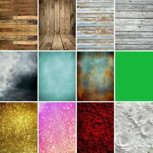 Retro Photography Background Studio Backdrop Props Wood Floor