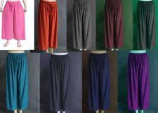 Wide Leg Regular Size Wear to Work Pants for Women
