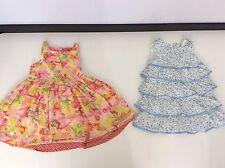 Bundle Of 2x Dress  OILILY & Tutti Piccolo Age 4 Years / 104 Vgc