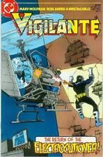 The Vigilante # 8 (USA,1984)