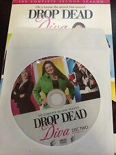 Drop Dead Diva - Season 2, Disc 2 REPLACEMENT DISC (not full season)