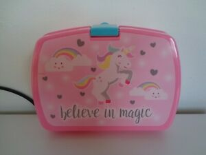 Children's Unicorn lunch box NEW great gift idea L@@K