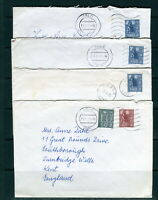 Four Norway Covers (3)