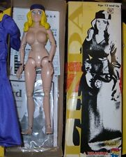 "LUPIN 3 ser LINDA MEDICOM RAH FIGURE Japan female 12""body LIMITED doll 1/6 Punch"