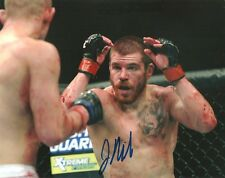 JIM MILLER SIGNED 8X10 PHOTO PROOF COA AUTOGRAPHED UFC FIGHTER 2