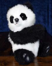 Hansa Portraits of Nature Panda Bear plush toy teddy cub 4859