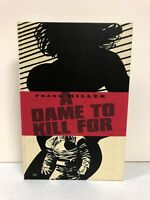 Frank Miller - Sin City: A Dame to Kill For 1994 1st Dark Horse Graphic Novel HC