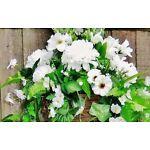 silk flower decor uk