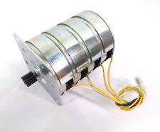 Berger Lahr ZRSM 63 8 SG stepping motor 110/120 V, 50/60 Hz, 375-450 u/min