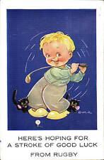 Post-War (1945-Present) Golf Collectable Sport Postcards