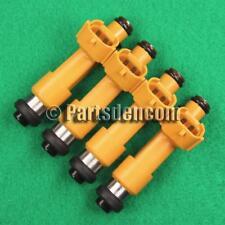 4 FUEL INJECTORS FITS SUZUKI SWIFT III RS415 M15A 1.5L 2005-2011 DENSO INJECTOR