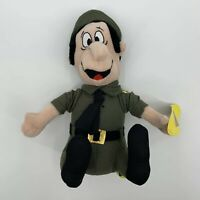 "NWT Yogi Bear Rancher Smith 9"" Plush Hanna-Barbera Warner Brothers"