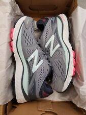 New Balance Women's Running Shoes SIZE: 5 Wide Grey Blue  Style #: W880GB6 set 2