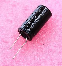 4700uF, 50V Radial Electrolytic - Lot of 10    ( 4700R50 )
