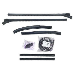 New 1963-64 Galaxie Weatherstrip Kit Convertible Top Seal Gasket 500XL Ford