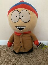 """South Park Stan 12"""" inch Plush 2008 With Tag Used"""