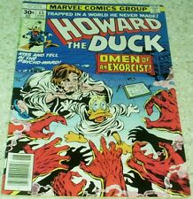 Howard the Duck 13, Fn+ (6.5), 1977, 1st full Kiss appearance!