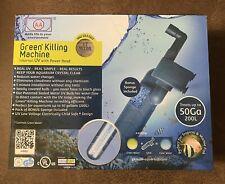 *NIB* AA Aquarium Green Killing Machine UV Sterilizer ~ 9W / 50 Gallons
