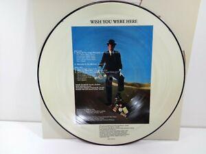 PINK FLOYD WISH YOU WERE HERE PICTURE DISC  DISCO  33 GIRI VINILE LP