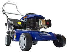 Hyundai Petrol Lawn Mower 99cc 6 Cutting Heights 40l Grass Catcher