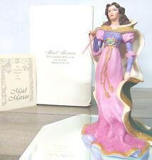 NEW LENOX Legendary Princesses MAID MARIAN FIGURINE Robin Hood's Princess COA!