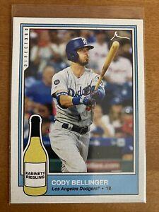 2019 Topps Direct 360 Gary Vee W7 Cody Bellinger Los Angeles Dodgers