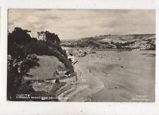 Shaldon Bridge & Teign Estuary 1955 RP Postcard Jerome Dessain 923a