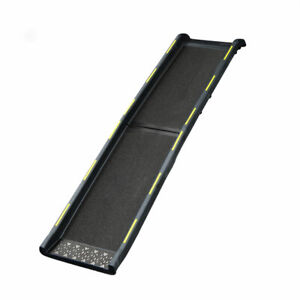 PaWz Pet Ramp For SUV Truck Travel Foldable Ladder Stair Portable Car Step