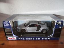 ( Go) 1:18 Maisto Audi R8 GT nuevo emb. orig.