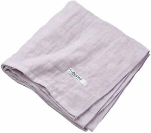 Imabari Towel 59 × 118cm KuSu POP paletone bath towel Purple 1-60070-11-PAP