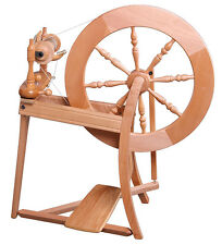 Ashford Traditional Spinning Wheel - Double Drive / Unfinished - FREE Shipping