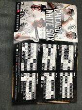 2019 Chicago White Sox Magnetic Schedule  4/8/19 SGA