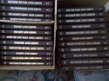 Louis L'Amour Leatherette Book == PICK THE TITLES YOU WANT==New Lot