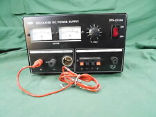 Vintage ZURICH ELEC DC REGULATED POWER SUPPLY DPS-2512M Electronic Instrument