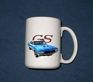New 15 Oz.1970 Buick Gran Sport  mug