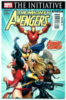 The Mighty Avengers #1  The Initiative Marvel Comic Book NM