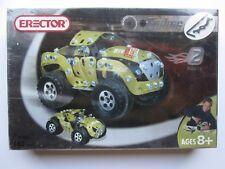 Erector Tuning #4951 2 Models 147 parts Factory Sealed 8+