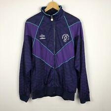 Rare Sheffield United football soccer jacket Vintage Umbro 90s size S