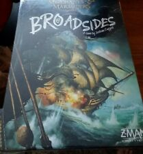 Merchants & Marauders: Broadsides Stand-Alone Board Game by Z-Man brand new seal