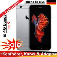 Apple iPhone 6S Plus - - Smartphone 16GB ohne Vertrag Grau