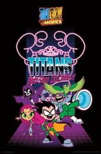 TEEN TITANS - GO TO THE MOVIES - SICK MOVES POSTER - 22x34 - 16539