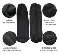 Waterproof Canvas Skateboard Bag Longboard Carry Case Backpack Skating 110x30cm