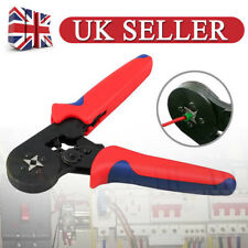 SALE Bootlace Ferrule Hand Wire Cord End Crimper Crimping Tool Pliers 0.25-10mm²