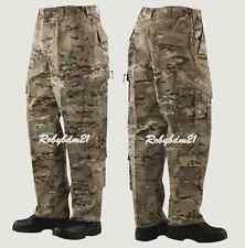 Tru-Spec Multicam 10 pocket Tactical pants 50/50 NYCO Ripstop