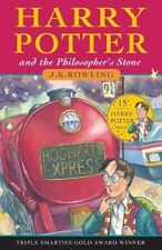 Harry Potter and the Philosopher's Stone - Hardcover