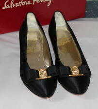 84ce42c03b025 Salvatore Ferragamo Narrow (AA, N) Shoes for Women for sale | eBay