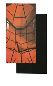 Marvel Spider-Man Washable Cloth Face Mask Neck Gaiter 2 Pk