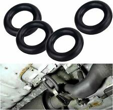 "4Pcs/set 2"" O-Ring Exhaust Mount Rubber Insulator Grommet Hanger Bushing Support"