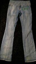 DULCE GABBANA Vintagewoman's jeansSz28-42 2 pocket soft denim straight boot